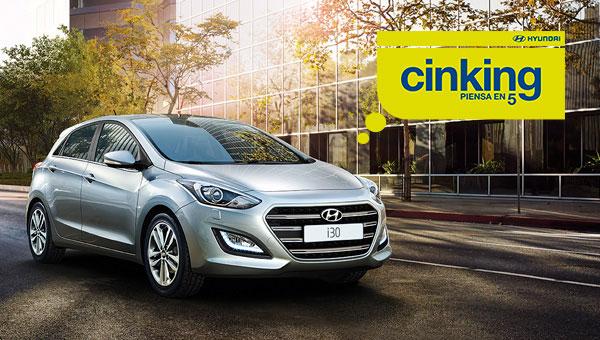 Llega el Nuevo i30, con el Cinking de Hyundai