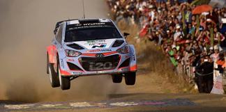 Lo mejor del Rally de Méjico